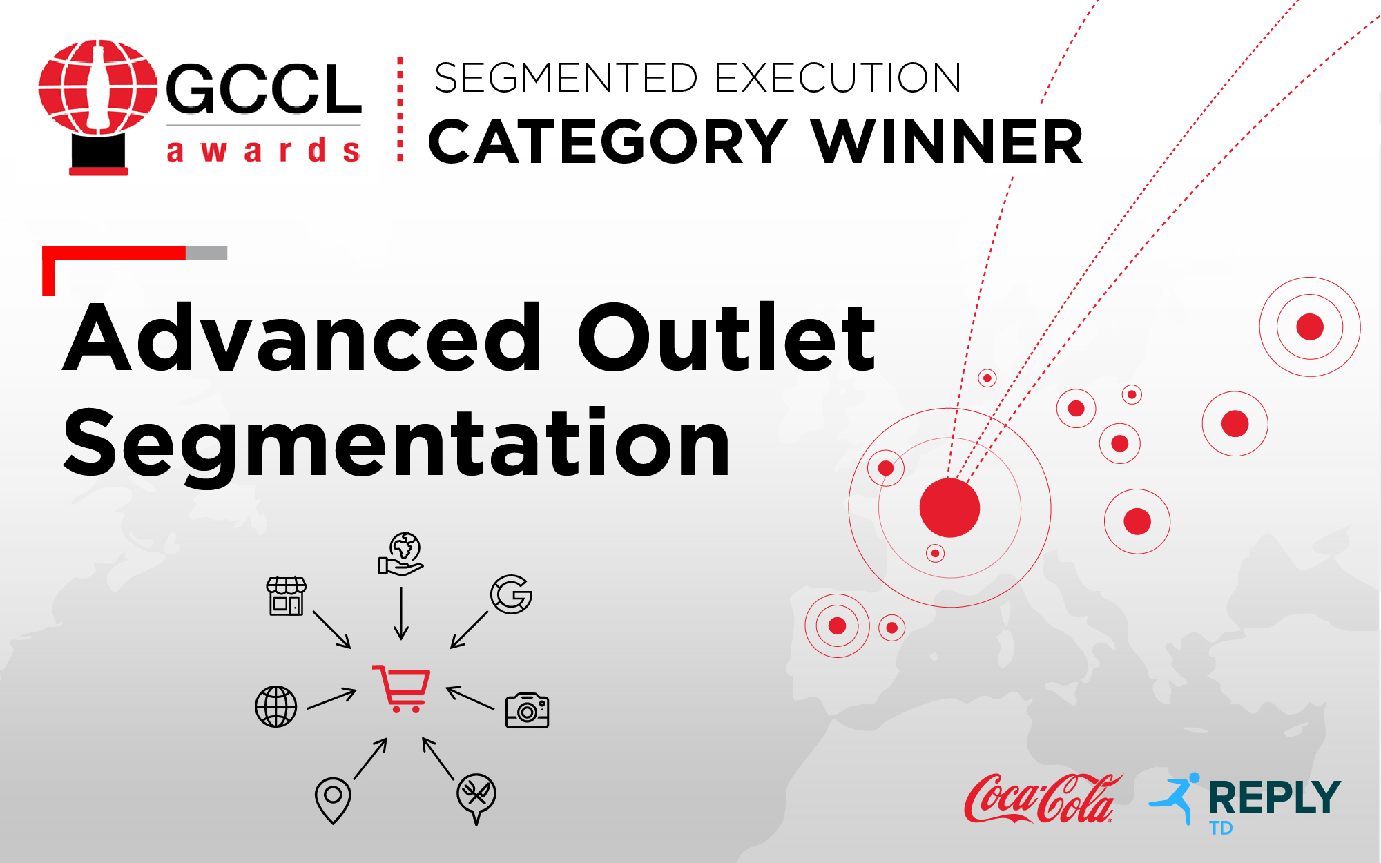GCCL Award for Joint Project with Coca-Cola