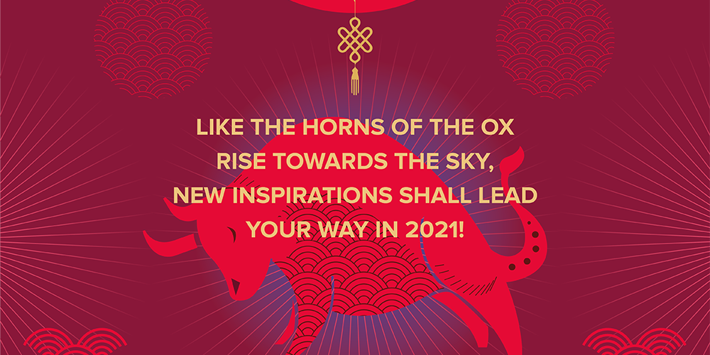 Ushering in the Year of the Ox