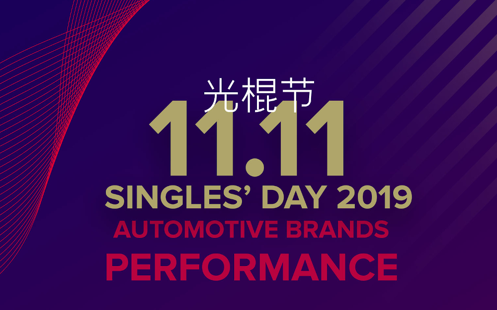 The Most Talked About Automotive Brands on Singles' Day
