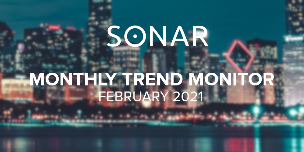 Monthly Trend Monitor: February 2021