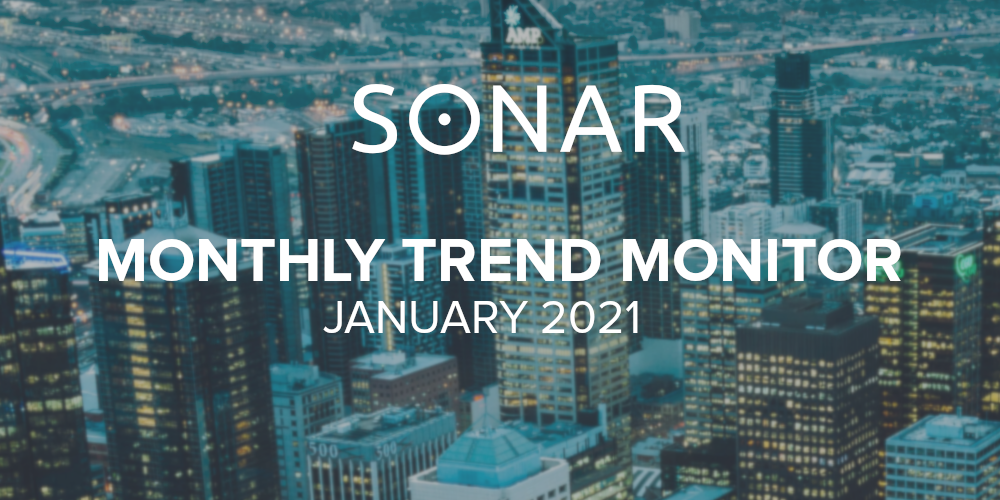 Monthly Trend Monitor: January 2021